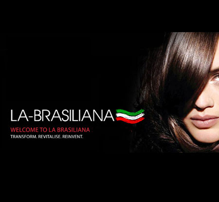 La-Brasiliana Keratin Treatment