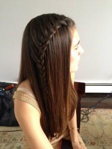 Waterfall Braid Hair Stylist Westchester County Yolanda Recinos