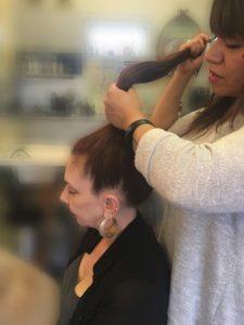 hair-tip