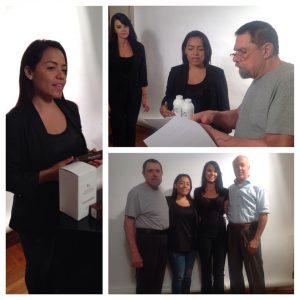 Hair Color Educator Master Colorist Yolanda Recinos