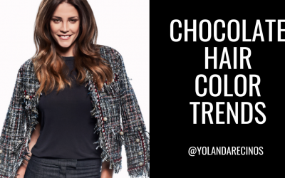 Love Chocolate? So Will Your Hair