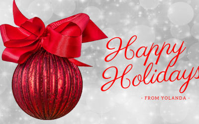 Happy Holidays! Start the New Year with Gorgeous Hair