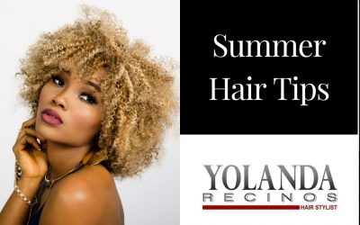 4 Summer Hair Tips